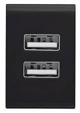 Сетевое зарядное устройство Trust Urban Dual Smart Wall Charger Black, фото 2