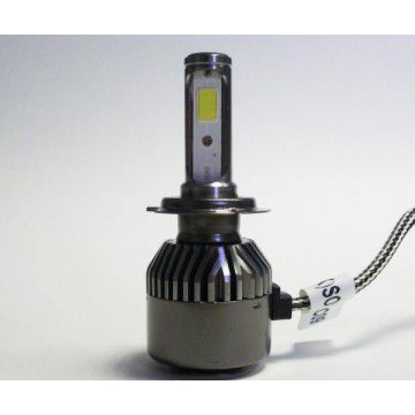 Светодиодная LED лампа Fantom H7, H1, H11, H3 (5500K)