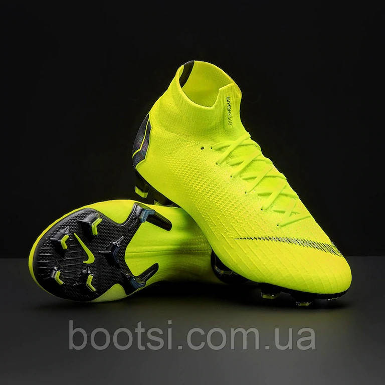 b94fa562541f Футбольные бутсы Nike Superfly 6 Elite FG  продажа, цена в Днепре ...