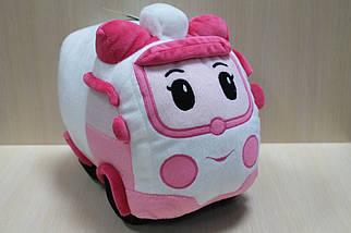 00663-61 Игрушка Машинка Ембер, мягкая игрушка производитель Копыця, Украина, фото 2