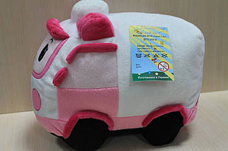 00663-61 Игрушка Машинка Ембер, мягкая игрушка производитель Копыця, Украина, фото 3