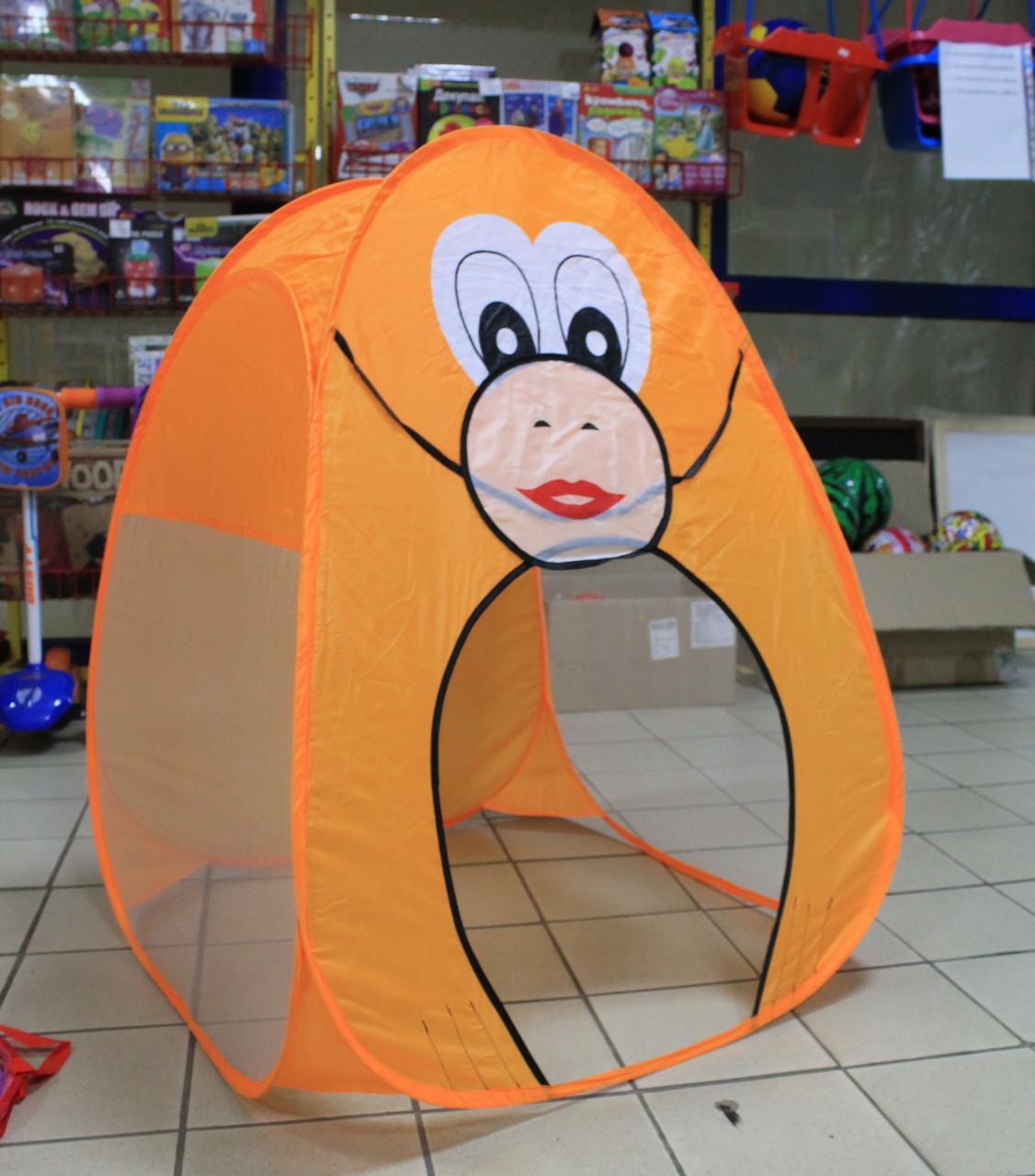 999-66 Детская палатка Домик в сумке