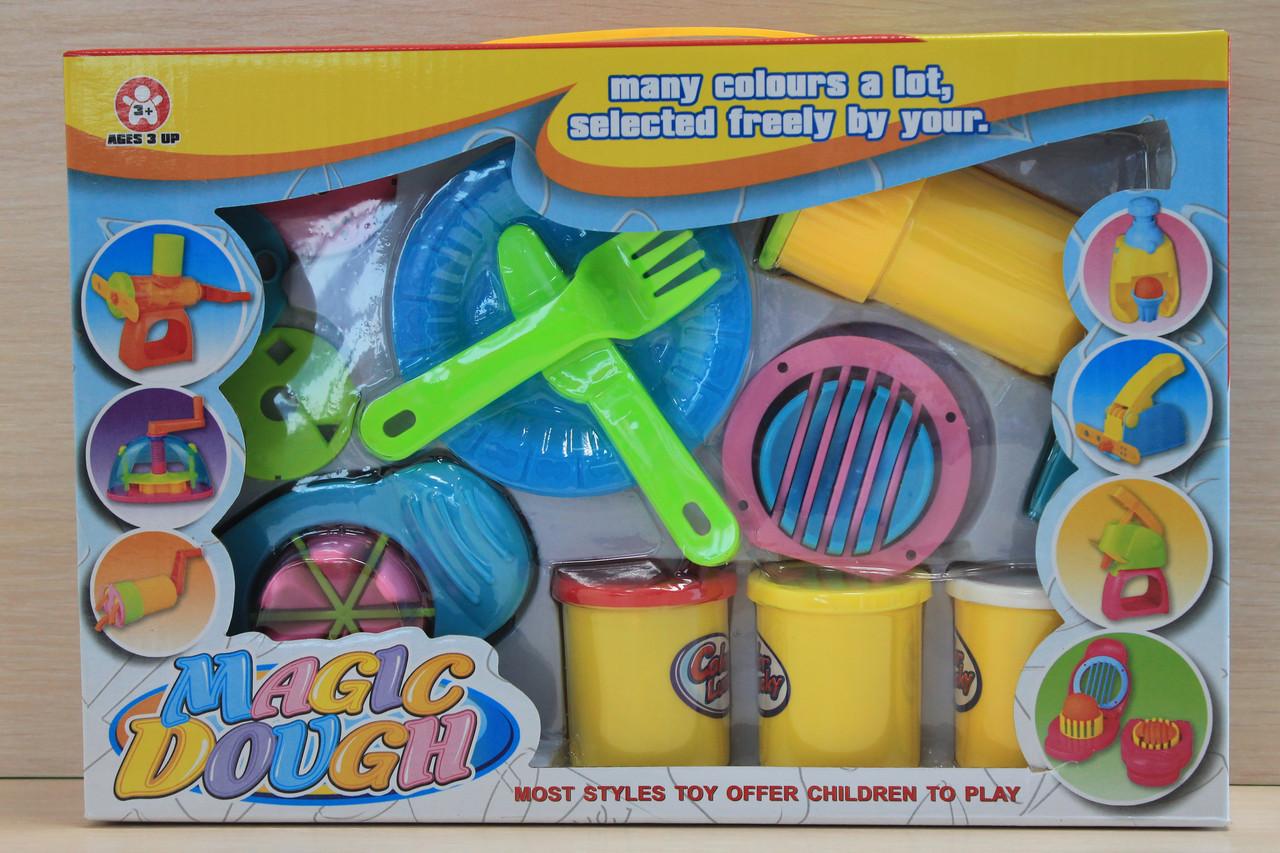 326D Тесто для лепки, набор для творчества  в коробке 31*6,5*21 см