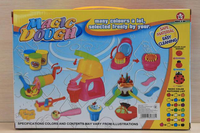 326D Тесто для лепки, набор для творчества  в коробке 31*6,5*21 см, фото 2