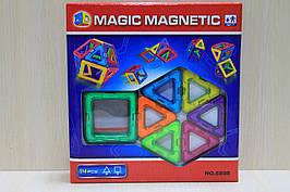 6898 Магнитный конструктор 14 деталей