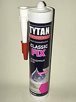 Монтажный клей универсальный прозрачный Tytan Professional Classic Fix 310 мл