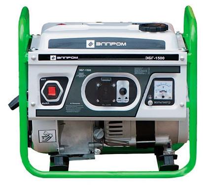 Генератор бензиновый Элпром ЭБГ-1500