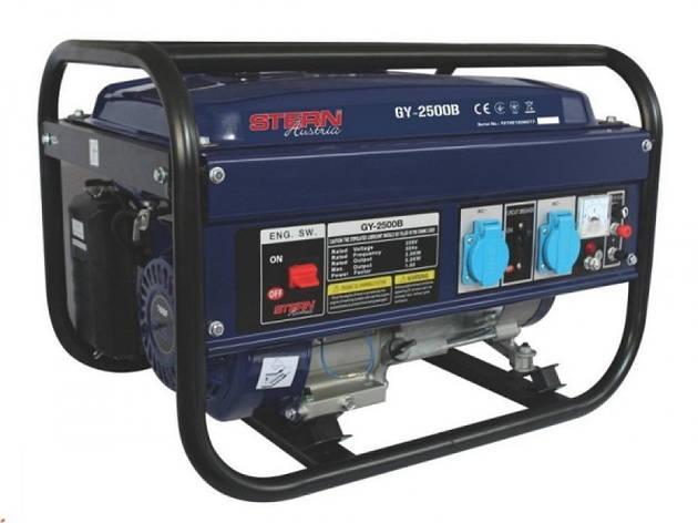 Генератор бензиновый Stern GY-2500B, фото 2