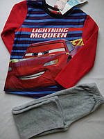 Теплая пижама для мальчика  на флисе TM SunCity (McQuin) 4года, фото 1