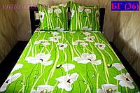 Бязь Gold постельное белье двуспальный комплект (БГ36)
