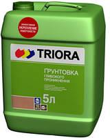 TRIORA Грунтовка глубокого проникновения, 10 л
