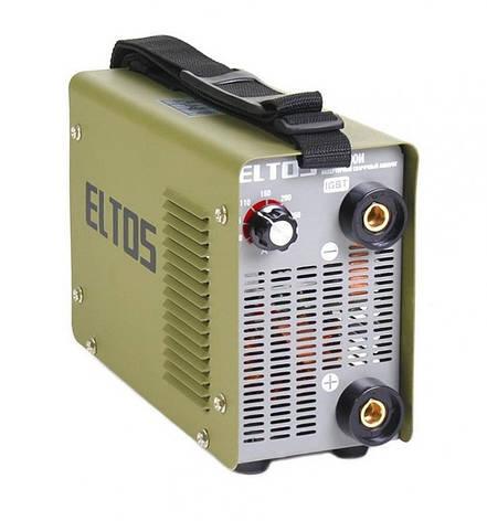 Сварочный инвертор Eltos ИСА-300И, фото 2
