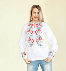 ВБ-9. Вишита жіноча блузка(вишиванка)