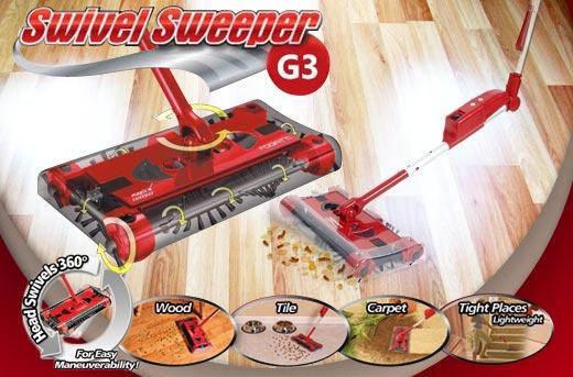 Многофункциональный электровеник 5в1 G3 SWIVEL SWEEPERCG13 PR4, фото 2