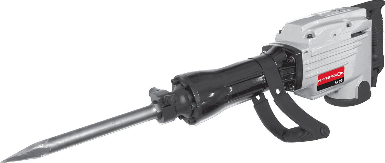 Отбойный молоток Интерскол М-25