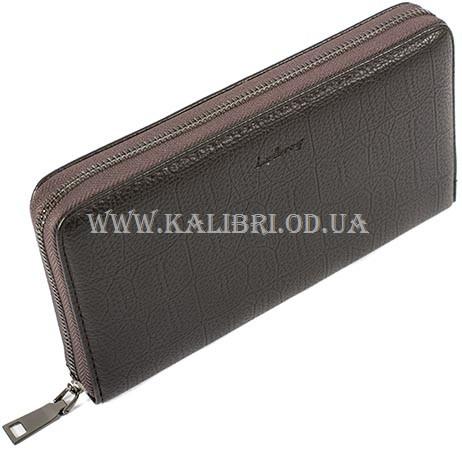 7f8b4de02d24 Мужской клатч-кошелек из экокожи Baellerry 9-1114 коричневый - Kalibri  Odessa в Одессе
