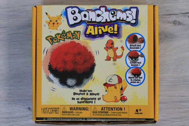 9928-1 Конструктор Банчемс  Bunchems120 деталей Pokemon, фото 2