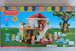 1514 Дом Сильвания Фэмили Sylvanian Families мебель, в коробке 18*15*4,5 см