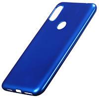 Силиконовый чехол для смартфона t-phox xiaomi redmi note 6 pro crystal blue