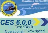 CES 6.0.0  Test / Deck / Operational / Slow speed