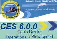 CES 6.0.2  Test / Deck / Operational / Slow speed