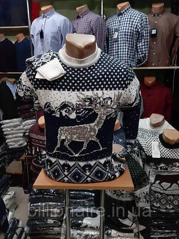 Новорічний светр з оленем 2, фото 2