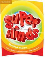 Английский язык /Super Minds/Workbook+Online Resources. Тетрадь к учебнику, Starter/Cambridge