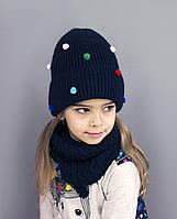 Шапка Шарики (зима), фото 1