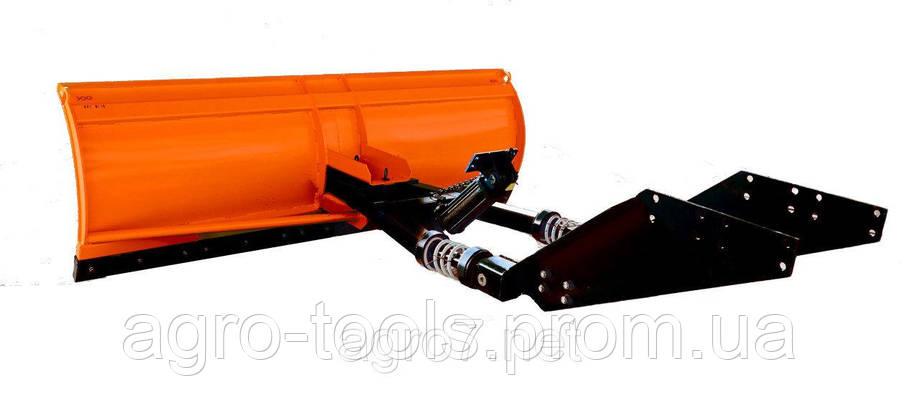 Лопата-отвал поворотный для трактора МТЗ, Т-25 , фото 2