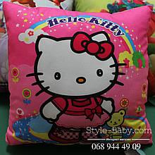 24970-1 Подушка детская Герои мультфильма