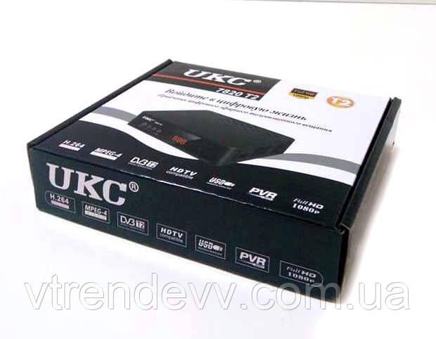 Цифровой тюнер UKC 7820 T2