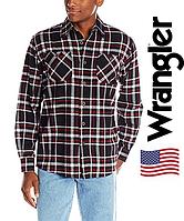 Рубашка фланелевая Wrangler® (США) (M) /Оригинал из США