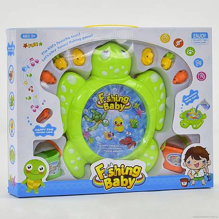 3306-2 Детская рыбалка игрушка на батарейке, фото 2