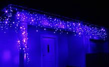 Новогодняя гирлянда 500 LED, 18 м, Кабель 3,5 мм, 22W, Цвет на выбор, фото 3