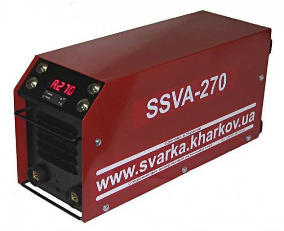 Сварочный инвертор SSVA-270, фото 2