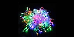 Новогодняя гирлянда IP44, 30 LED, Мультиколор, фото 2