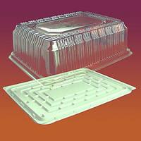 Упаковка для торта прозрачная 365*265*125