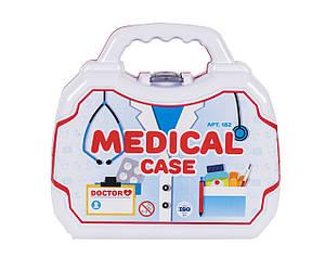Комплект медицинский в чемодане Орион (182)