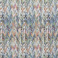 Декоративные ткани в стиле прованс с цветным абстрактным узором