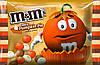 M&M's Pumpkin Pie