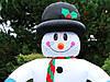 Надувной Снеговик 350 СМ, фото 2