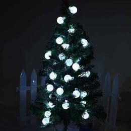 Новогодняя гирлянда 20 LED, Белый теплый свет, 5 м, фото 2