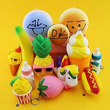 2056-4 Сквиш игрушка антистресс мягкая