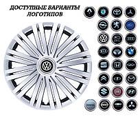 Колпаки на авто SJS на Volkswagen R14 (к-кт 4 шт.)