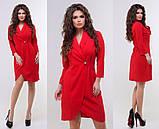 Платье / трикотаж Сафари / Украина 15-390, фото 3