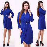 Платье / трикотаж Сафари / Украина 15-390, фото 4