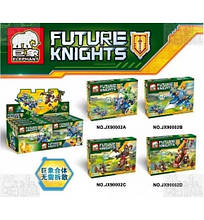 90002 Nexo Knight конструктор ELEPHANT FUTURE Knights кор.32*14,5*19,5