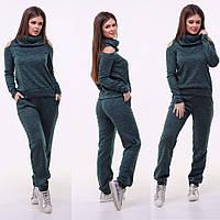 Женский костюм / ангора софт с напылением / Украина 15-420, фото 1