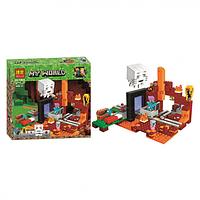 Конструктор Minecraft 10812 Портал в нижний мир