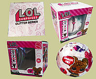 Кукла-сюрприз L.O.L. Glitter Series